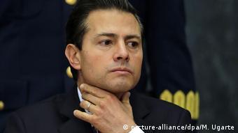 Enrique Peña Nieto, ex-presidente do México