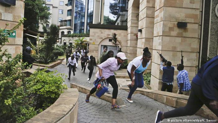 Kenya declares all ′terrorists′ killed in hotel attack | News | DW