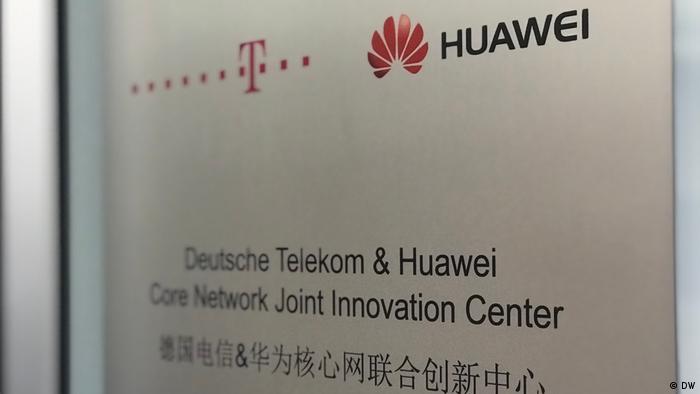Core Network Joint Innovation Center von der Deutschen Telekom und Huawei in Bonn