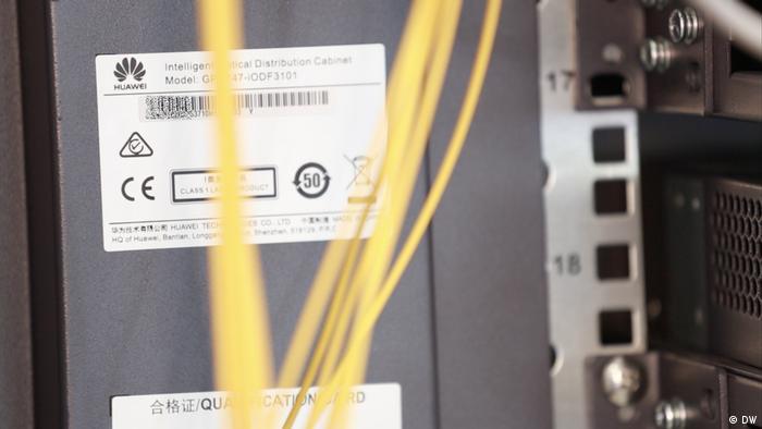 Tehnologia chineză este deja implementată în infrastructura operatorilor de comunicații mobile din Germania