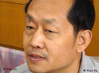China Land und Leute Professor Zhan Jiang