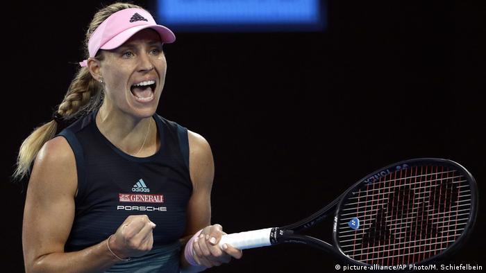 Australian Open Tennis Angelique Kerber