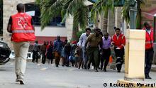 Kenia Angriff auf Hotel in Nairobi