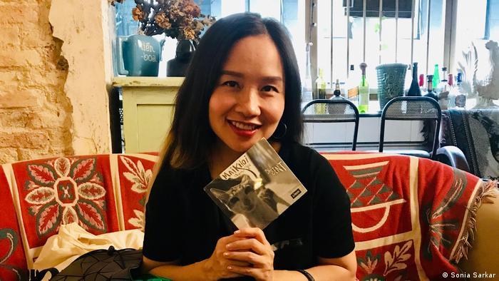 Dissident singer Nguyen Mai Khoi