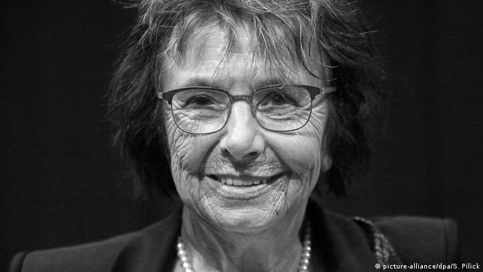 Mirjam Pressler deutsche Schriftstellerin und Übersetzerin (picture-alliance/dpa/S. Pilick)