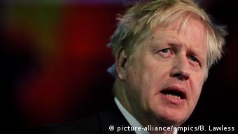 UK Misstrauensvotum - Boris Johnson (picture-alliance/empics/B. Lawless)