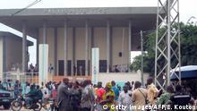 Togo Justizgebäude in Lome