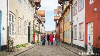 DW-Reportage Flensburg