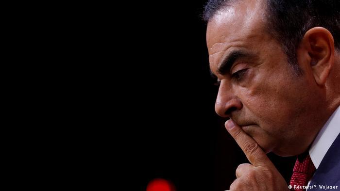Carlos Ghosn (Reuters/P. Wojazer)