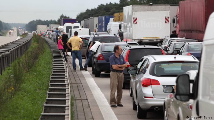 Stau Autobahn Aktuell