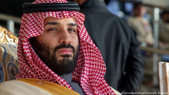 Saudi-Arabien Tabuk Mohammed bin Salman