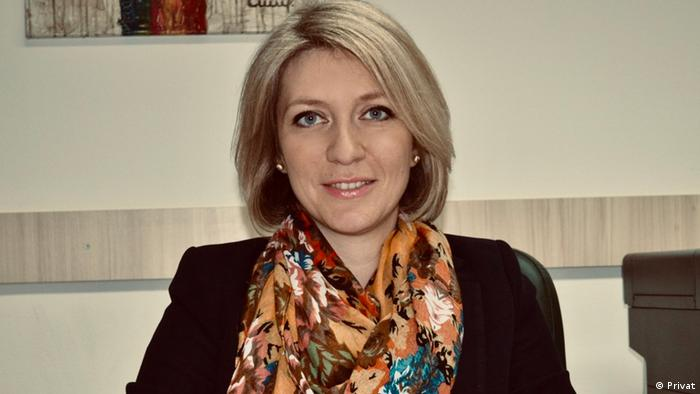 Mazedonien: Lence Ristoska, Staatsanwältin bei der Sonderstaatsanwaltschaft (SJO)