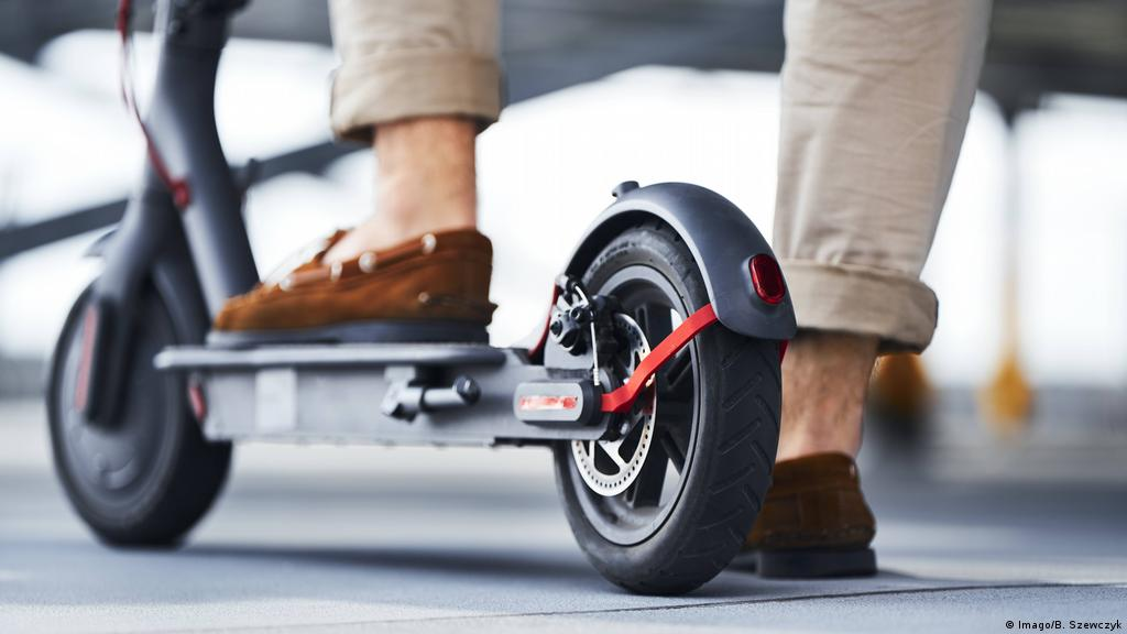 German Cabinet paves the way for e-scooters   News   DW