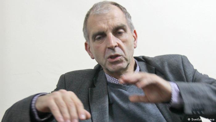 Kolumnist Ivaylo Ditchev