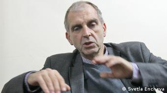Професор Ивайло Дичев