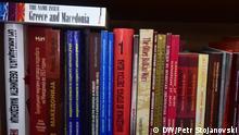 Mazedonien Skopje Bücher
