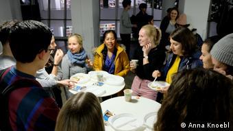 Studenten der Universität Passau, Fachgebiet Indonesisch