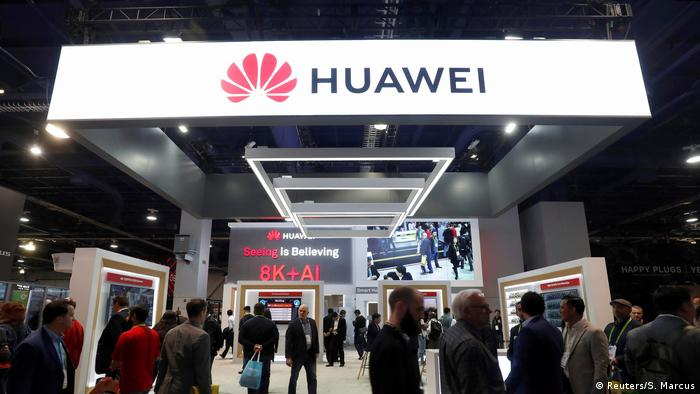 Huawei 2019 CES in Las Vegas