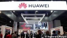 Huawei 2019 CES in Las Vegas (Reuters/S. Marcus)