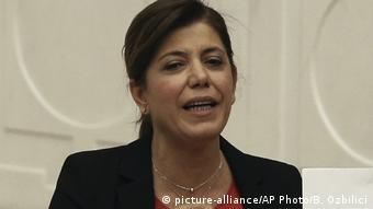 HDP TBMM Grup Başkanvekili Meral Danış Beştaş