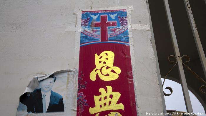 Christentum in China