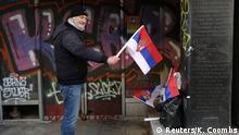 Serbien Staatsbesuch russischer Präsident Wladimir Putin in Belgrad
