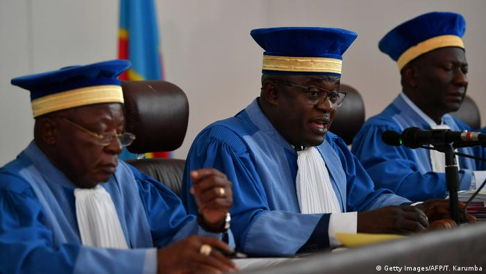 Top Congo court rejects election appeal, upholds Felix Tshisekedi's presidential win