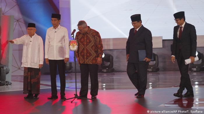 Indonesia presidential debate