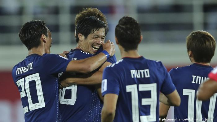 Asian Cup Japan And Qatar Through As Group Winners Sports