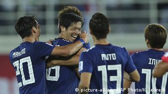 Fußball AFC Asian Cup Japan - Usbekistan