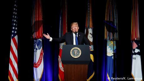 Трамп презентував стратегію розвитку ПРО у космосі