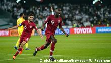 AFC Asian Cup | Saudi Arabien v Katar (picture-alliance/Newscom/U. Pedersen)