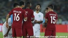 AFC Asian Cup | Saudi Arabien v Katar