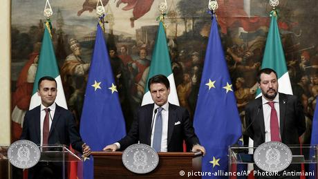 DW: Προβληματικές οι κοινωνικές παροχές της Ρώμης