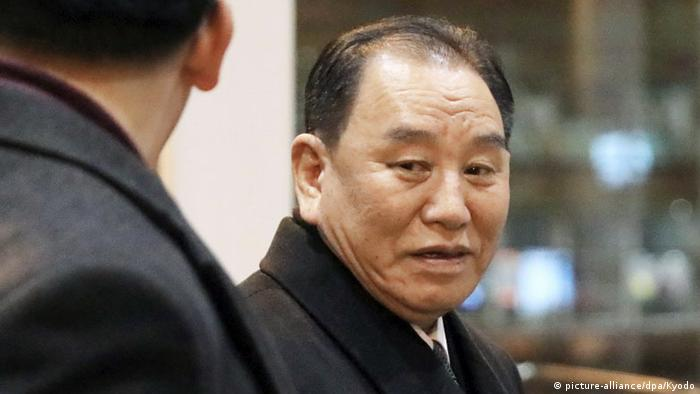 Kim Yong Chol (picture-alliance/dpa/Kyodo)