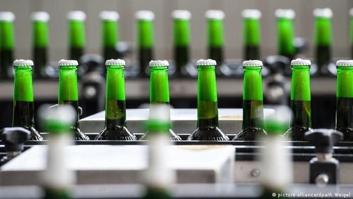 Пивоварня в Баварии