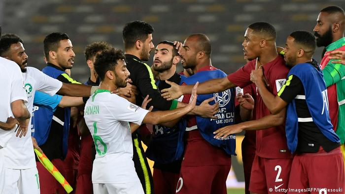 Asian Cup: Cold War in the Gulf as Qatar embarrass political rivals Saudi Arabia