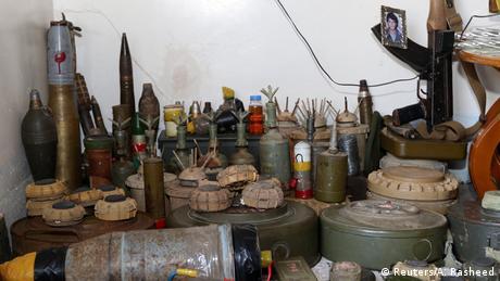 У Сирії від вибухів залишених ісламістами мін загинули щонайменше 16 цивільних