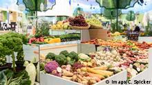 Internationale Grüne Woche 2019 in Berlin | Obst & Gemüse