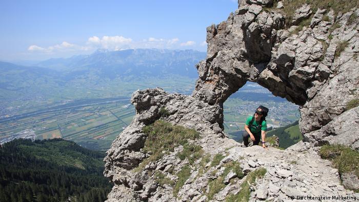 Liechtenstein - Drei Schwestern Steig