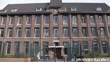 Niederlande Den Haag Raamweg, Gebäude des Kosovo-Sondergerichtshofes