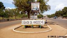 Mosambik Sangache: Angoche - chinesisches Bergbauunternehmen