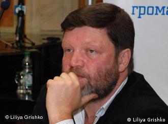 Блогер Андрей Капустин