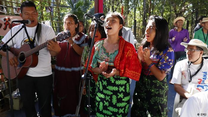 Panama Soloy - Internationales Treffen der Indigenen Jugend