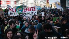 Deutschland Schülerprotest in Hannover