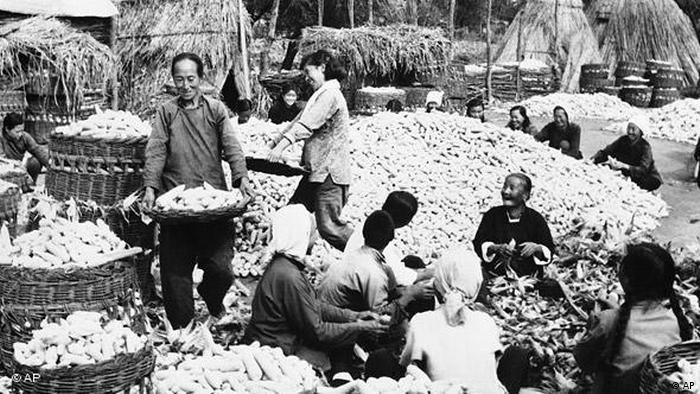 China Flash-Galerie 60 Jahre Volksrepublik 1959 Volkskommune