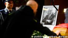 Polen Gedenken an Danziger Bürgermeister