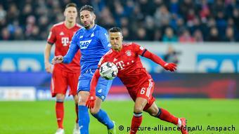 1. Bundesliga | TSG 1899 Hoffenheim vs. FC Bayern München (picture-alliance/dpa/U. Anspach)