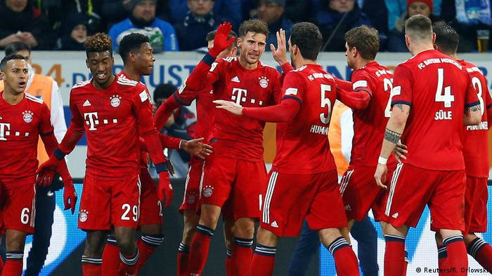 Bayern Munich Start With Impressive Victory Sports German Football And Major International Sports News DW