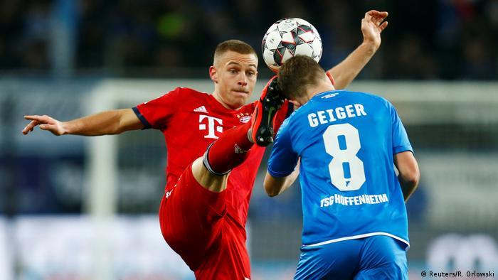 1. Bundesliga | TSG 1899 Hoffenheim vs. FC Bayern München (Reuters/R. Orlowski)